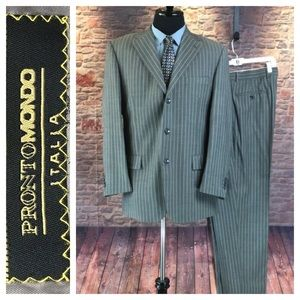💙Men's Pronto Mondo 2 piece business suit